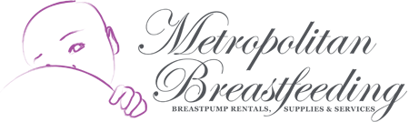 Metropolitan Breastfeeding Logo